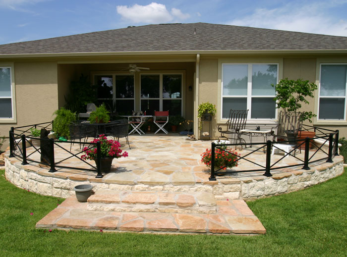 Bowman Landscaping Concrete Patios
